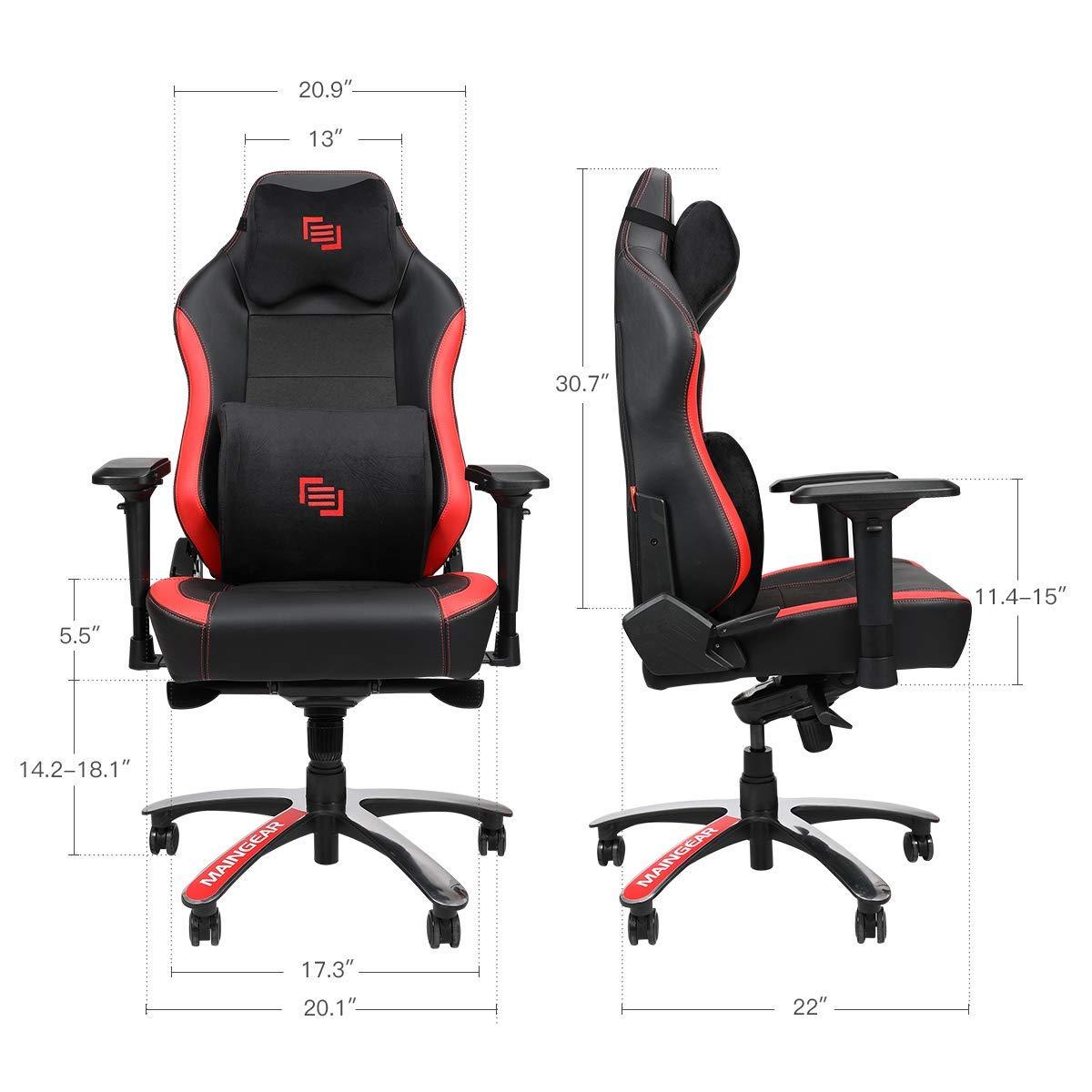 Swell Gaming Chairs Maingear Evergreenethics Interior Chair Design Evergreenethicsorg