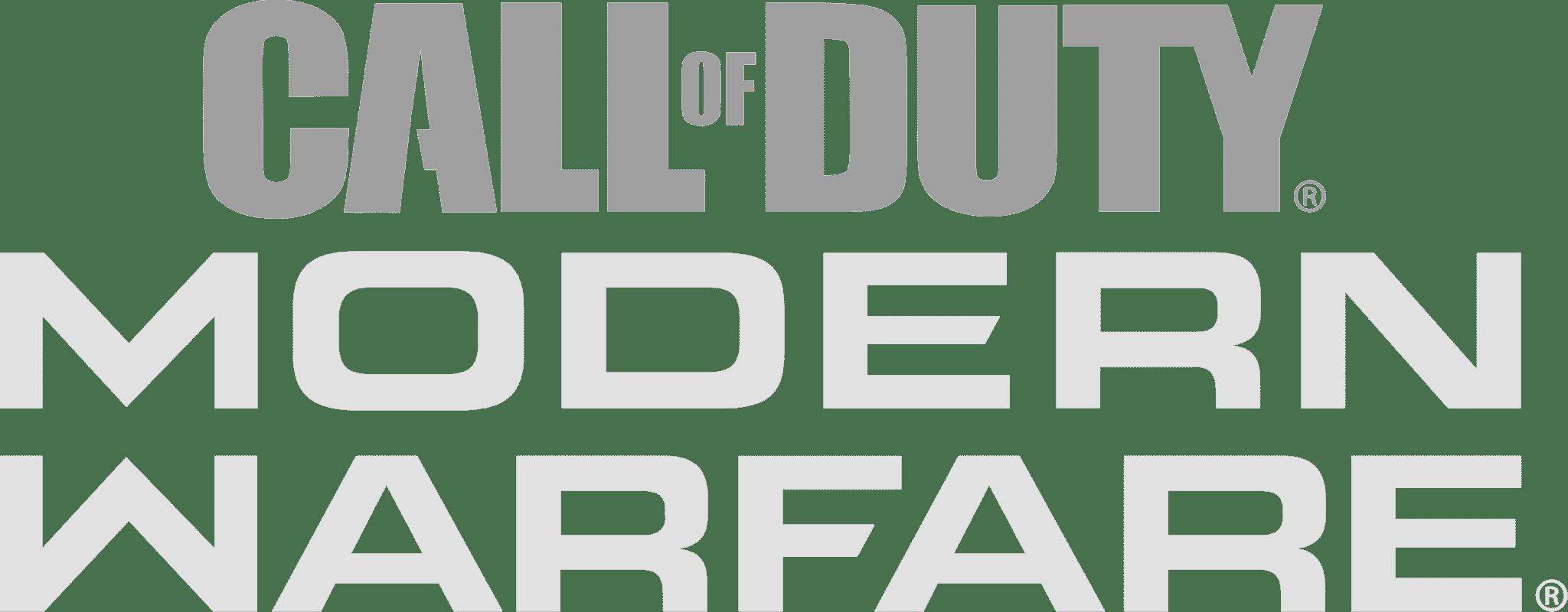 Call of Duty: Modern Warefare Logo