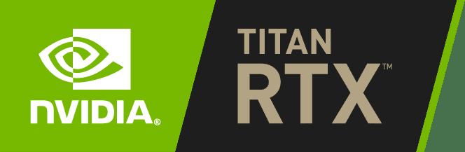 NVIDIA Titan RTX Badge