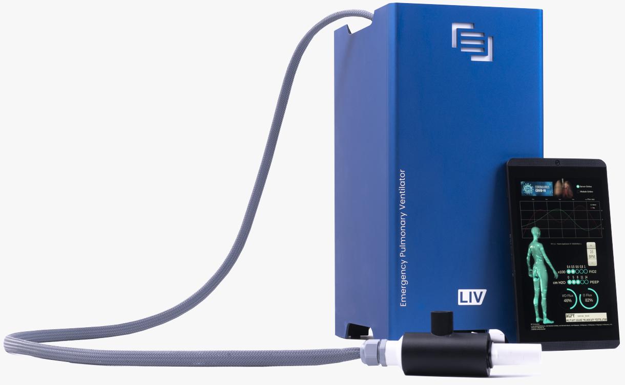 MAINGEAR LIV Emeregency Pulmonary Ventilator