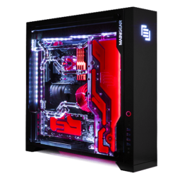 A Maingear F131 PC.
