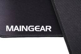 MAINGEAR ASSIST XL Cloth Mouse Mat - Logo Detail