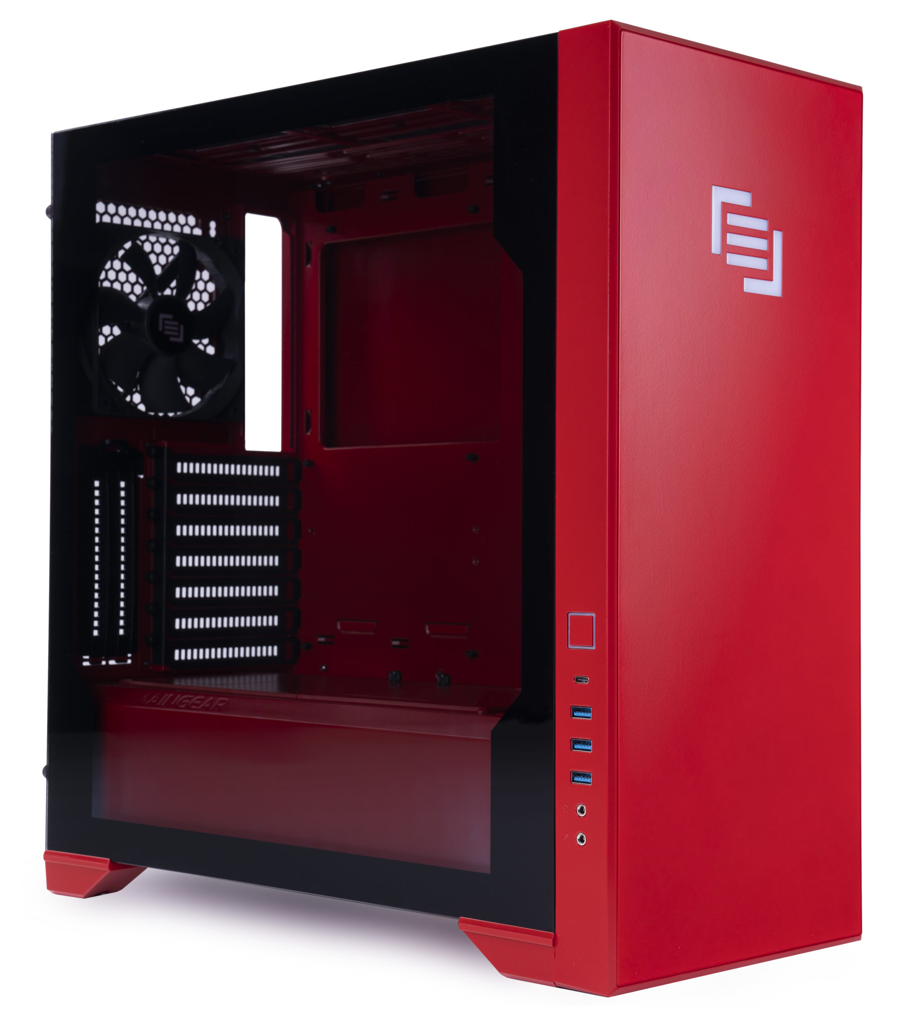 Diy Vybe Mk V Chassis Red